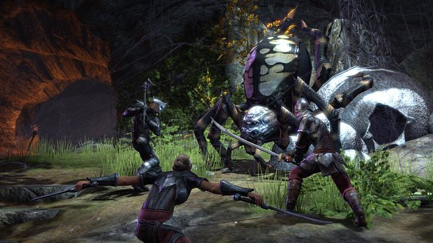The Elder Scrolls Online will not jump onto the free-to-play train.