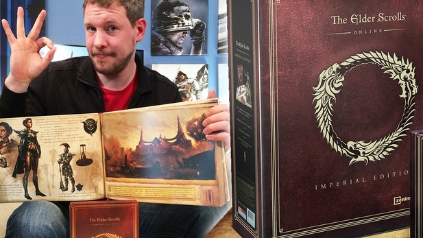 The Elder Scrolls Online - Boxenstopp zur Imperial Edition