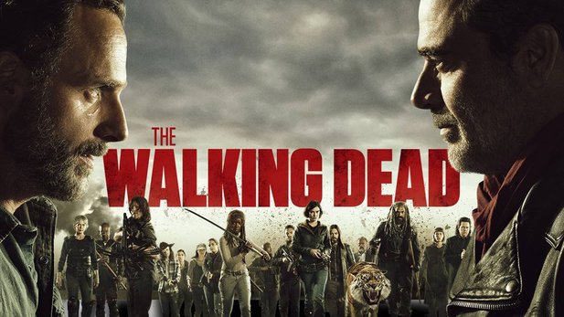 Start The Walking Dead Staffel 8