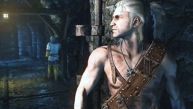 Kerkerflucht-Trailer zu The Witcher 2