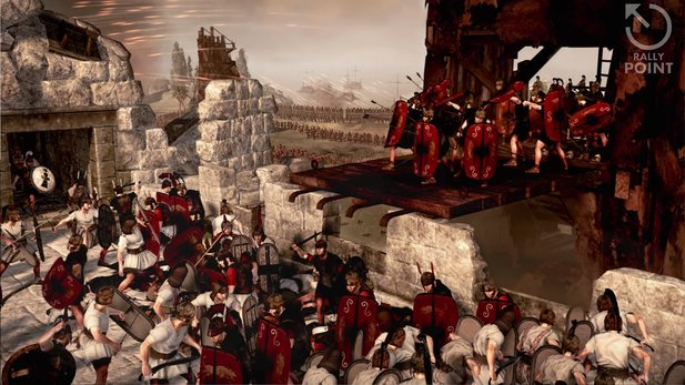Verluste in Total War: Rome 2 sollen den Spieler emotional treffen.