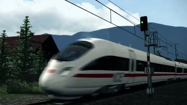 Train Simulator 2015 - Ingame-Trailer zu Strecken & Zügen