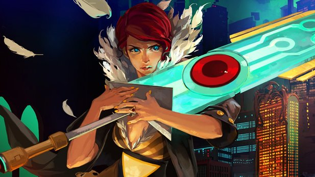 Transistor - Test-Video zum Action-Rollenspiel