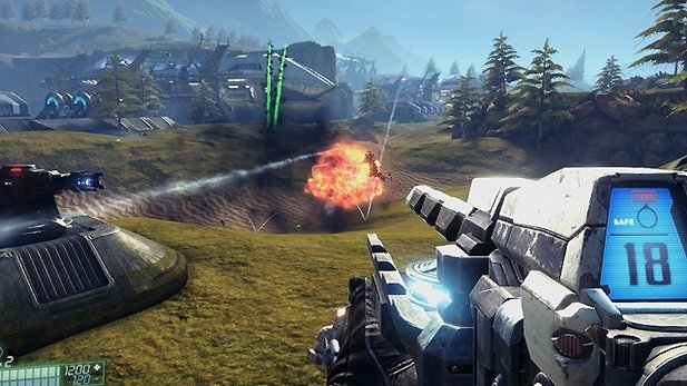 Beta-Video von Tribes: Ascend