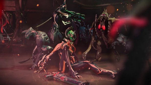 Warframe - Trailer zum Infested Nightmare Wochenende