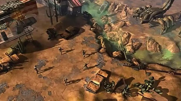 Gameplay-Video von Wasteland 2