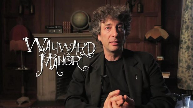 Wayward Manor - Ankündigungs-Video mit Neil Gaiman