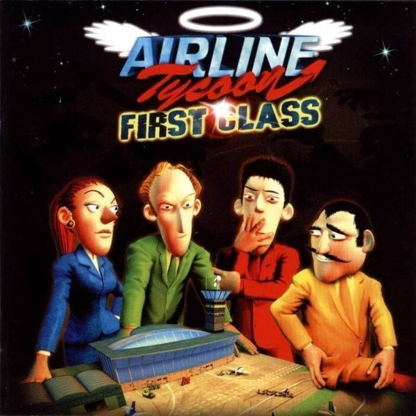 Cover zu Airline Tycoon First Class