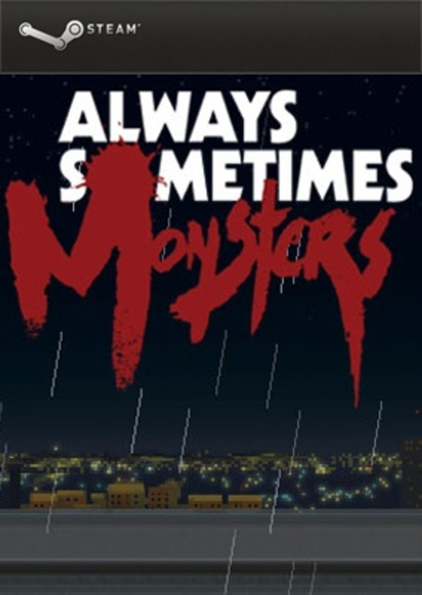 Cover zu Always Sometimes Monsters