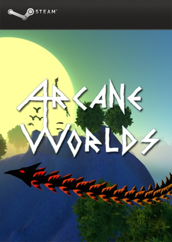Cover zu Arcane Worlds
