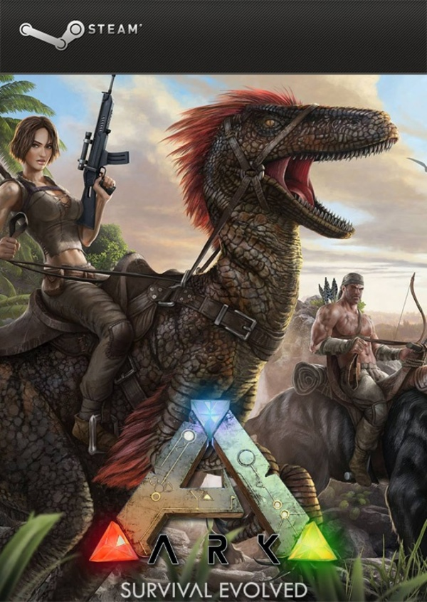 Cover zu Ark: Survival Evolved