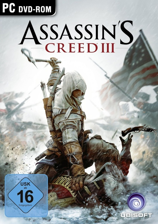 Cover zu Assassin's Creed 3