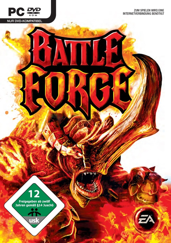 Cover zu BattleForge