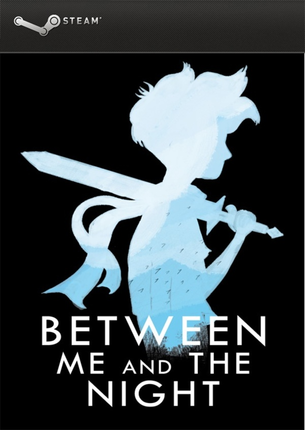 Cover zu Between Me and the Night