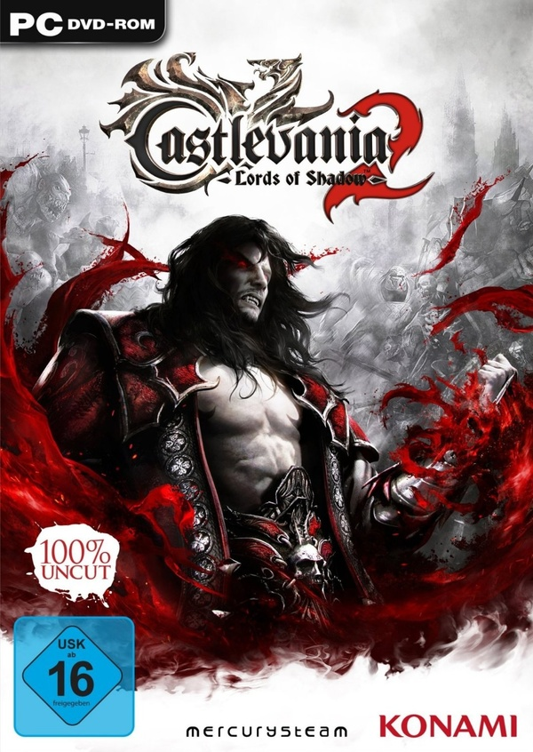 Cover zu Castlevania: Lords of Shadow 2