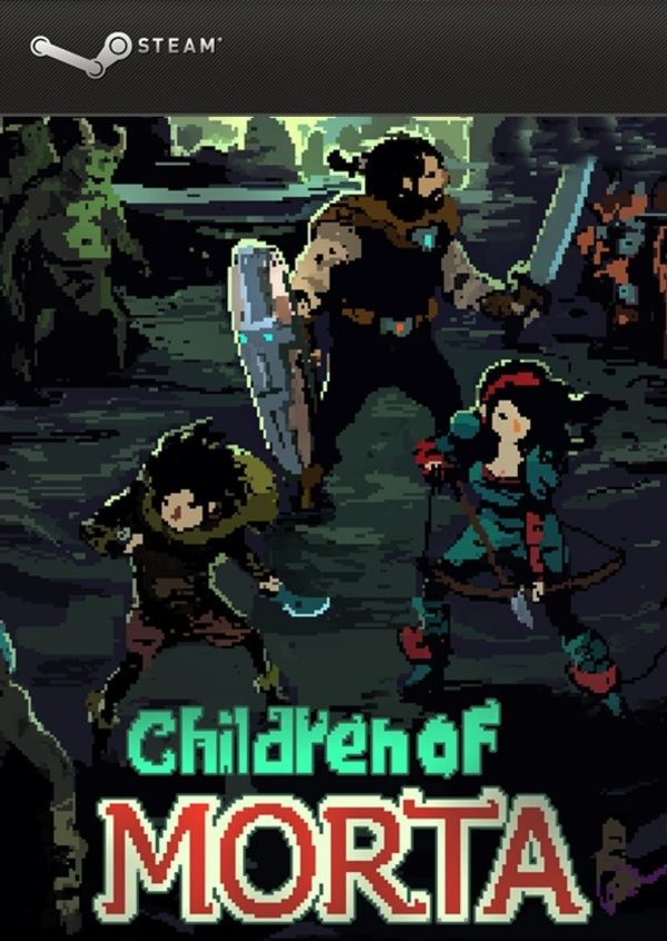 Cover zu Children of Morta