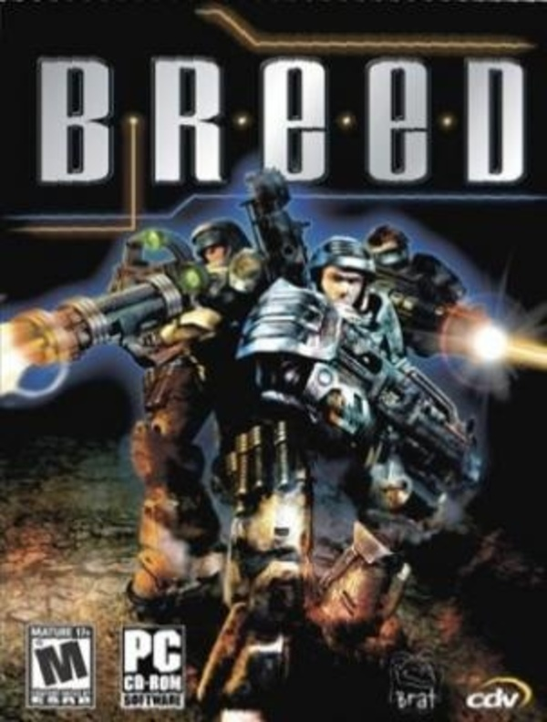 Cover zu Breed