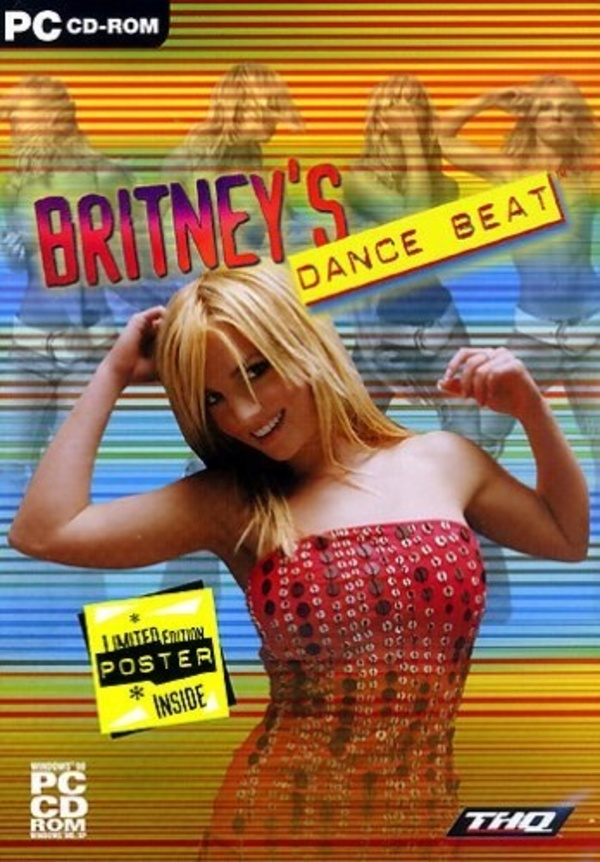 Cover zu Britney's Dance Beat