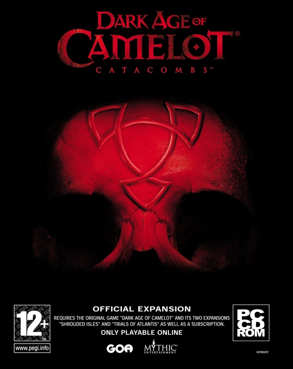 Cover zu Dark Age of Camelot: Catacombs