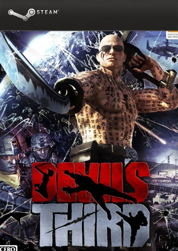 Cover zu Devil's Third Online