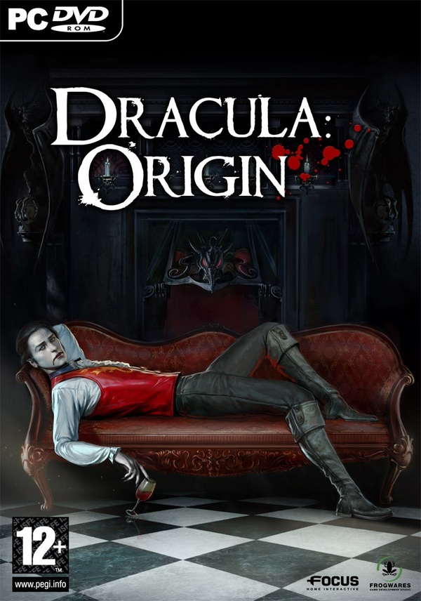 Cover zu Dracula: Origin