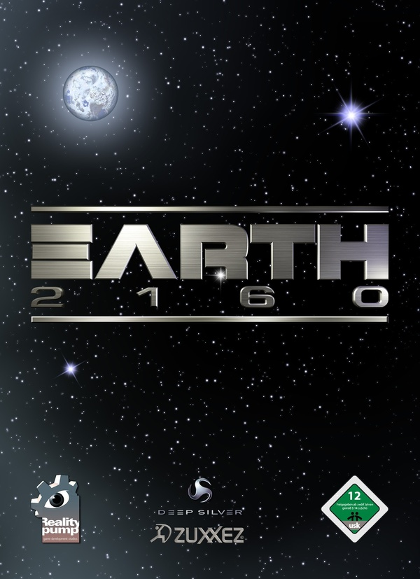 Cover zu Earth 2160
