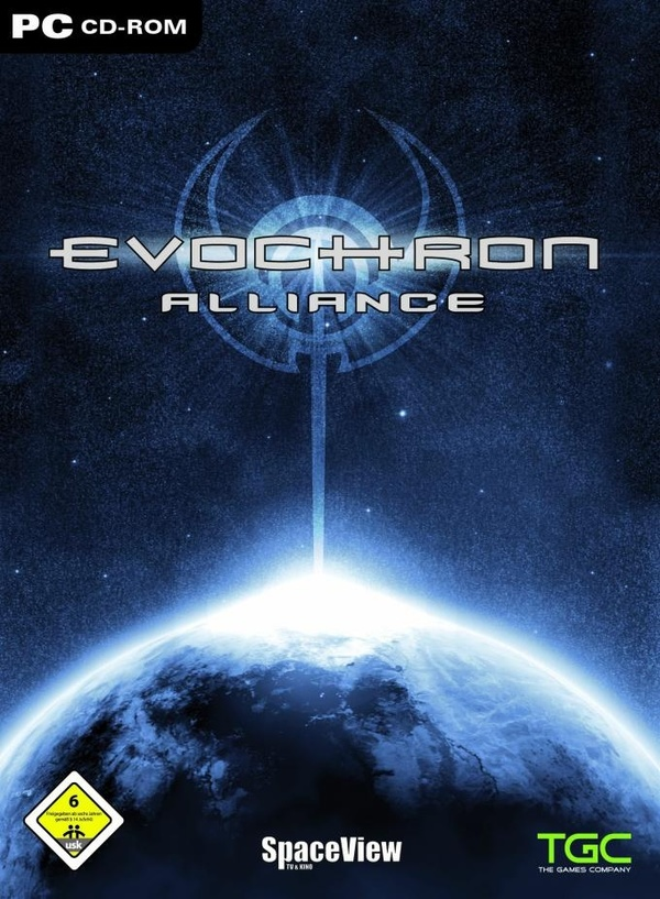 Cover zu Evochron Alliance