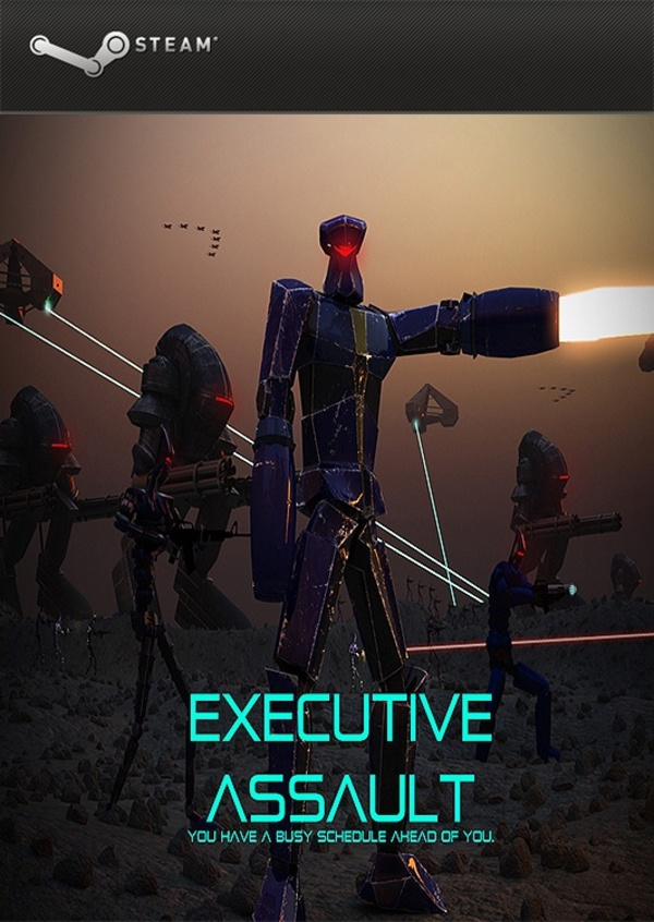 Cover zu Executive Assault