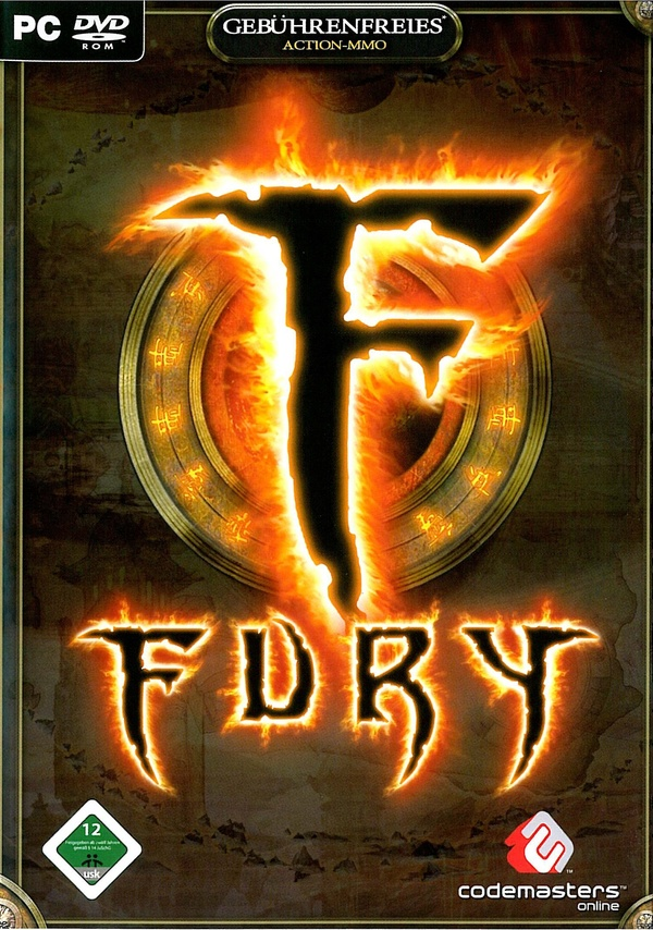 Cover zu Fury