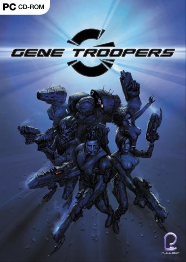 Cover zu Gene Troopers