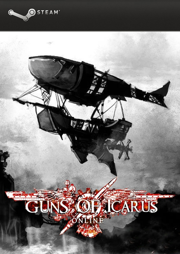 Cover zu Guns of Icarus Online