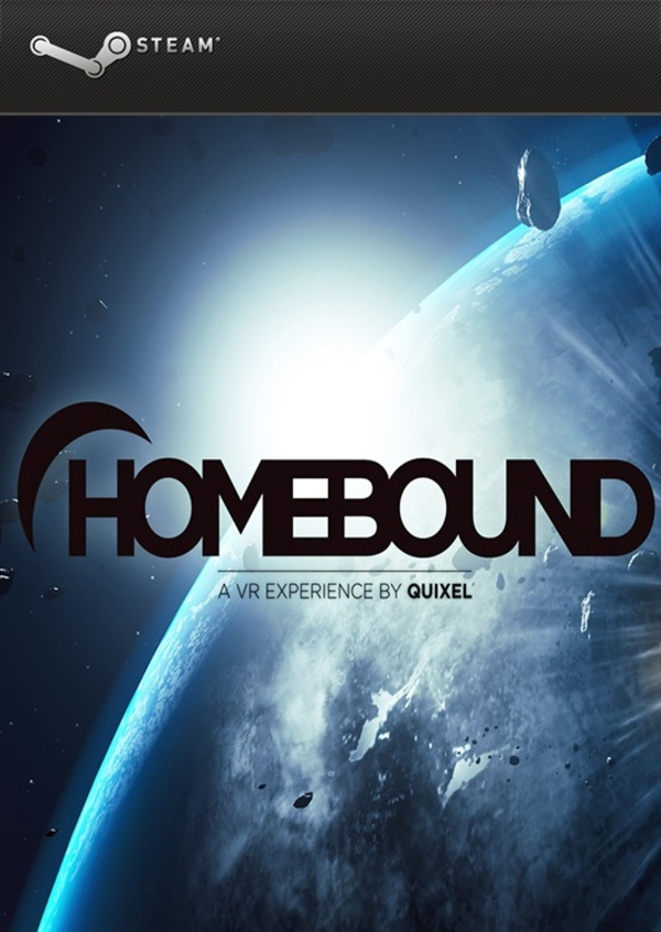 Cover zu Homebound