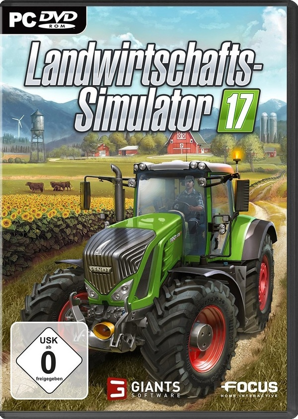 landwirtschafts simulator 2017 pc spiele cover gamestar. Black Bedroom Furniture Sets. Home Design Ideas