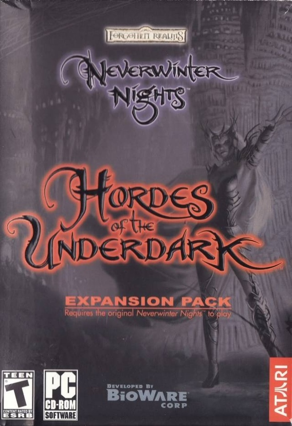 Cover zu Neverwinter Nights: Horden des Unterreichs