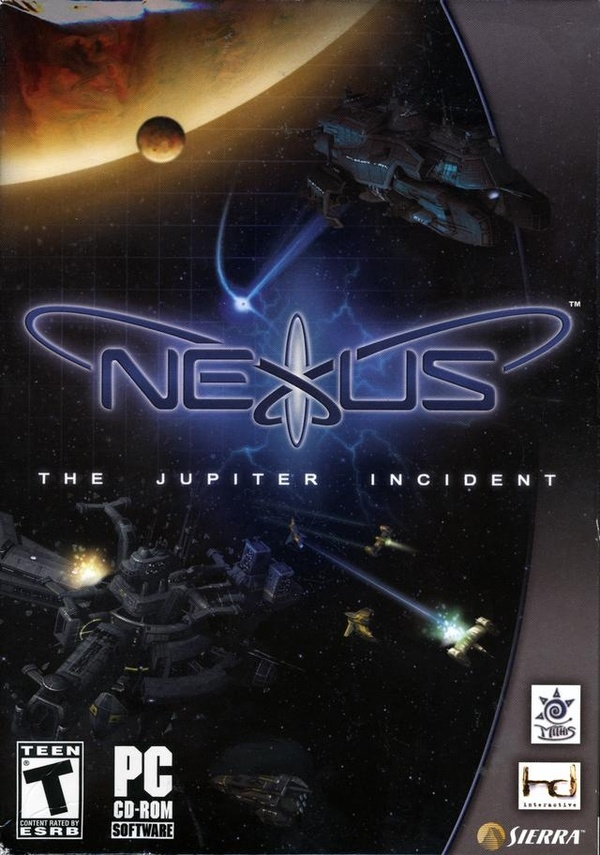 Cover zu Nexus: The Jupiter Incident
