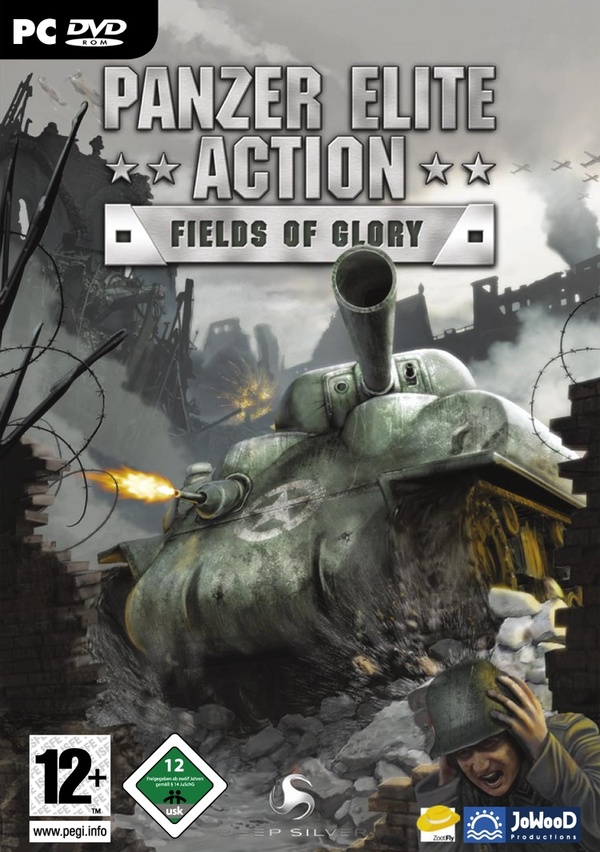 Cover zu Panzer Elite Action: Fields of Glory