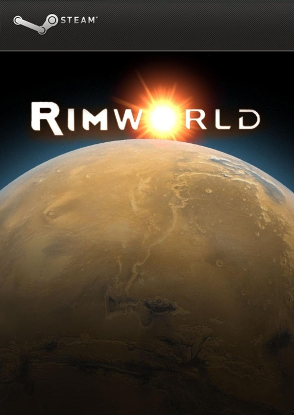 Cover zu RimWorld