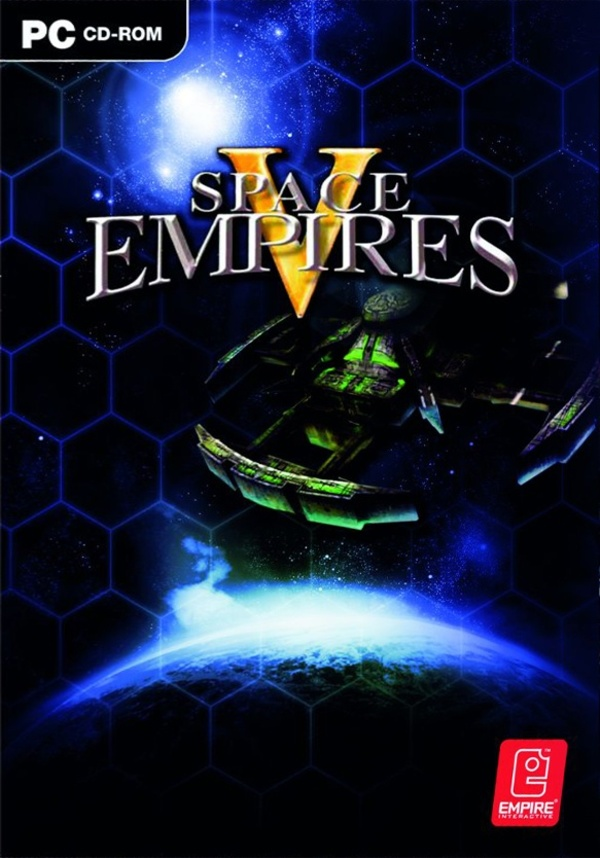 Cover zu Space Empires 5