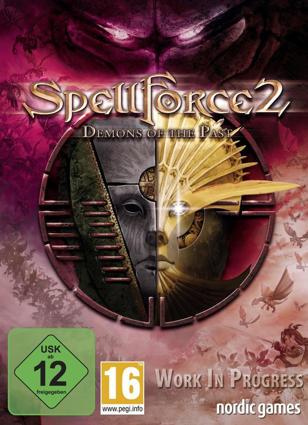 Cover zu Spellforce 2: Demons of the Past