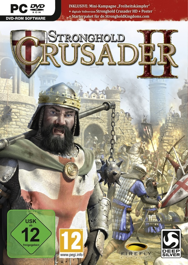 Cover zu Stronghold Crusader 2