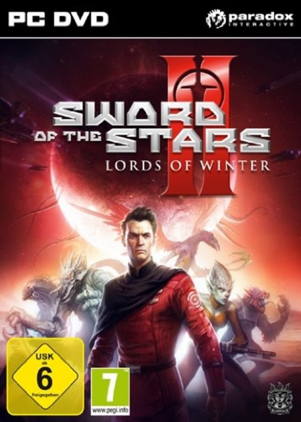 Cover zu Sword of the Stars 2: Lords of Winter