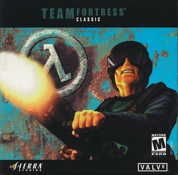 Cover zu Team Fortress Classic