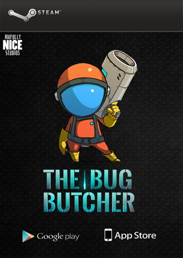 Cover zu The Bug Butcher