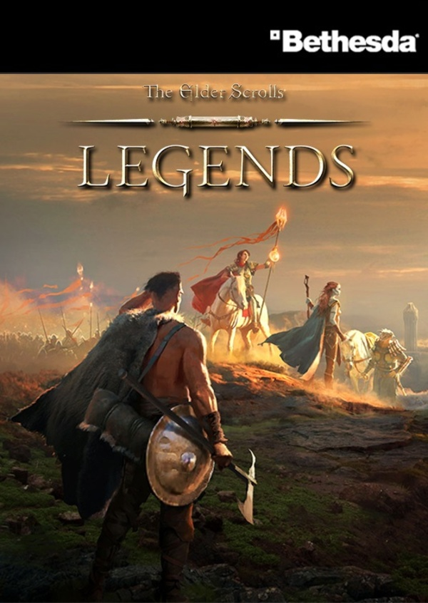 Cover zu The Elder Scrolls: Legends