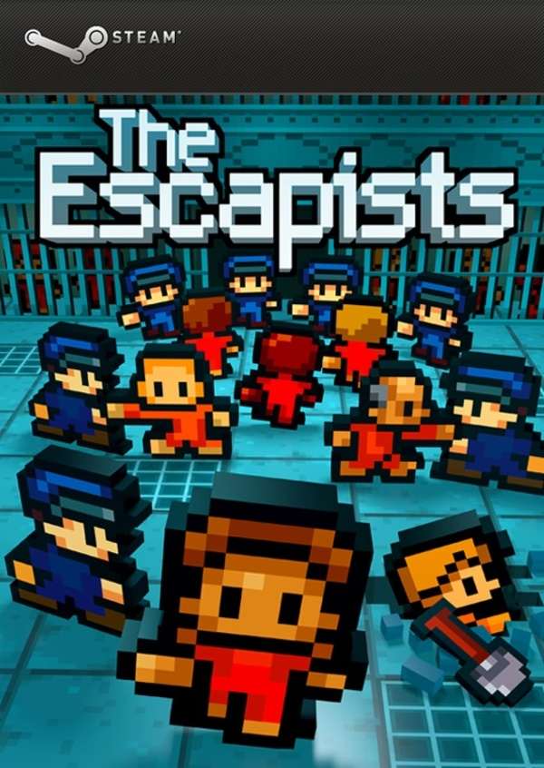 Cover zu The Escapists