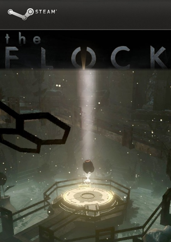 Cover zu The Flock