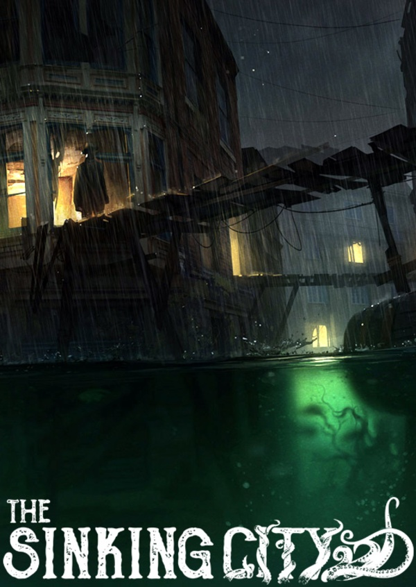 Cover zu The Sinking City