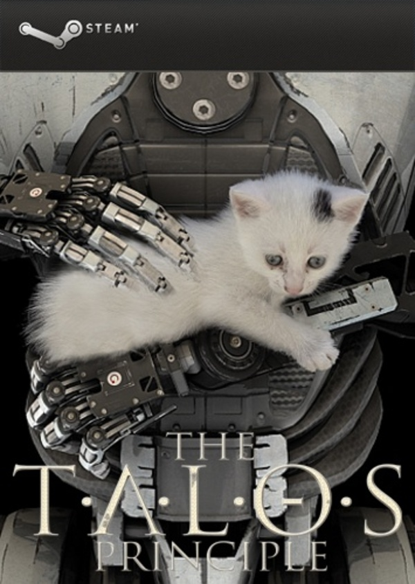 Cover zu The Talos Principle