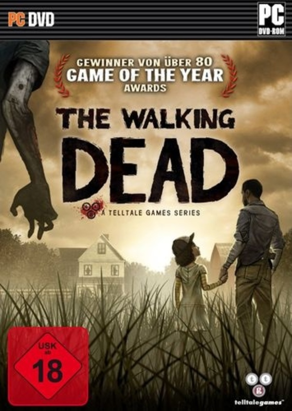 Cover zu The Walking Dead: Season 1