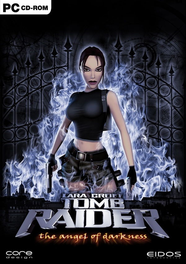 Cover zu Tomb Raider: The Angel of Darkness